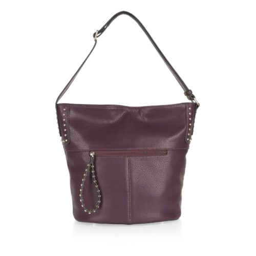 Hot selling PU leather famous designer hobo bags for women