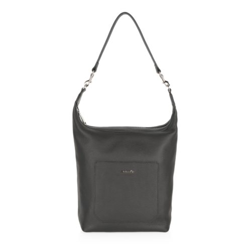 UN19024 black 500x500 - Small MOQ custom made brand large shoulder tote bag