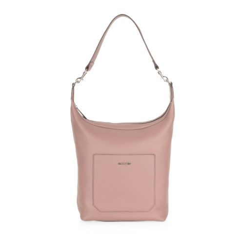 UN19024 pink 500x500 - Small MOQ custom made brand large shoulder tote bag