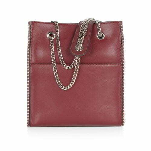 UN19026 6 500x500 - Big brand designer faux leather chain crossbody handbag