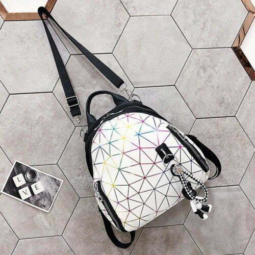 UN19061 white 500x500 - Korean design fashion girls cool small backpacks