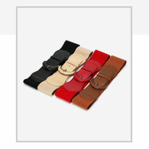 Purchase fashion design elastic belt for women online