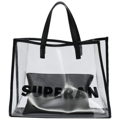 Cheap price large bag in bag women clearance handbags