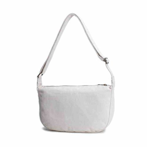 Free sample small MOQ canvas shoulder bag