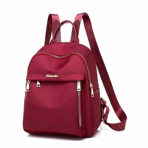 Customized brand waterproof nylon outdoor backpack