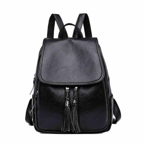 UN19140 500x500 - Personalized brand eco PU leather women backpacks