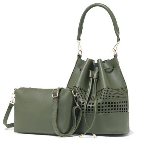 UN19143GREEN 500x500 - Popular in UK summer style ladies green handbags