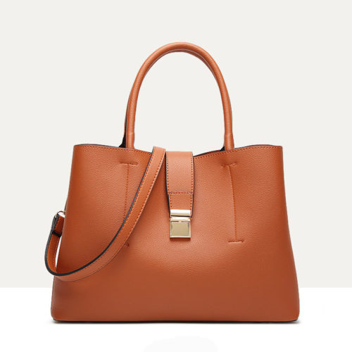 UN19152 500x500 - Extra large size office lady leather tote bags