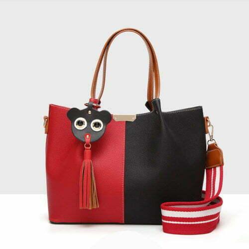 UN19158 500x500 - Most popular mixed colors womens tote bags