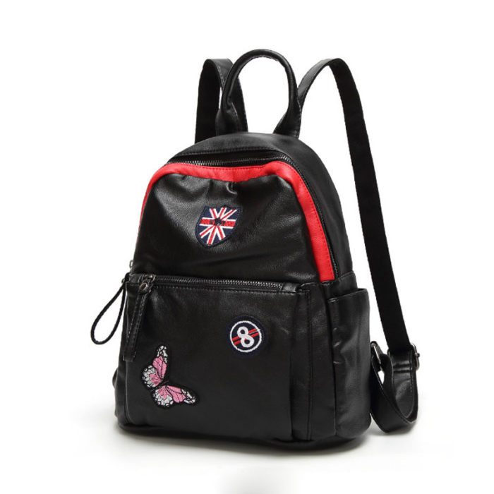 UN19159 700x700 - Wholesale in stock style soft PU women backpacks