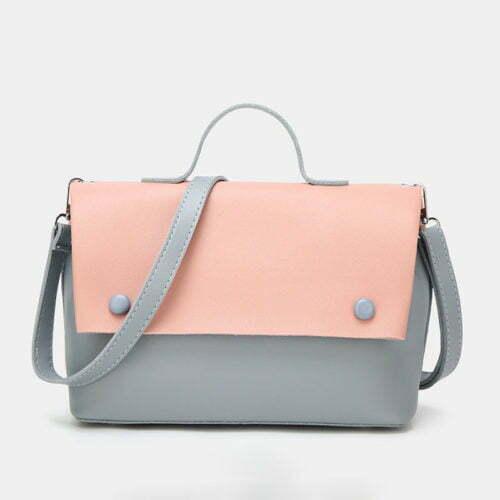 UN19160 500x500 - Factory wholesale fashion style ladies handbags
