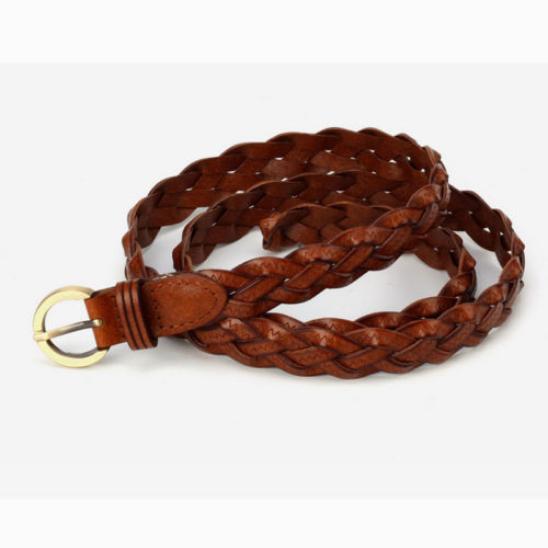 QYBD029 500x500 - Free sample weave leather belts online shopping