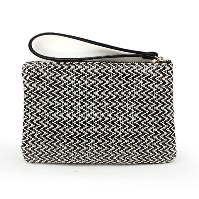 fashion women clutch bag, straw bag, supplied by Uncle Nine Leather