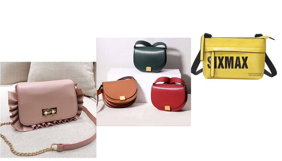 custom made shoulder bag, crossbody bag, sling bag with competitive price, Uncle Nine Leather