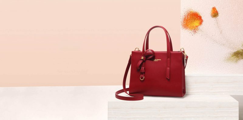 nice women fashion bag is made by uncle nine leather