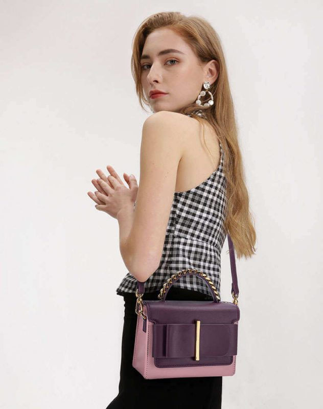 custom made different kinds of women fashion bags